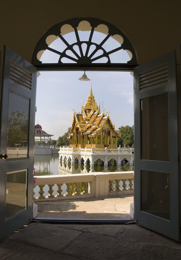 Free Phra Thinang Aisawan Thiphta-Art Stock Images - 159093714