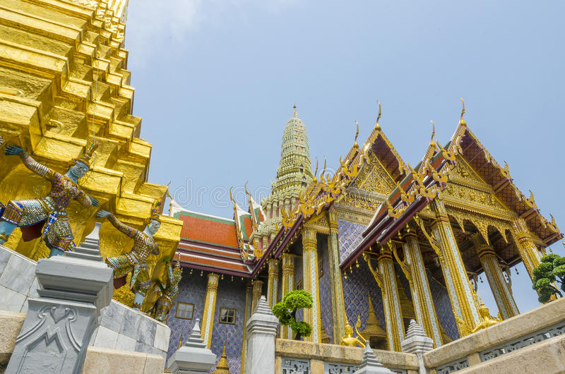 Phrakaew de Wat image libre de droits