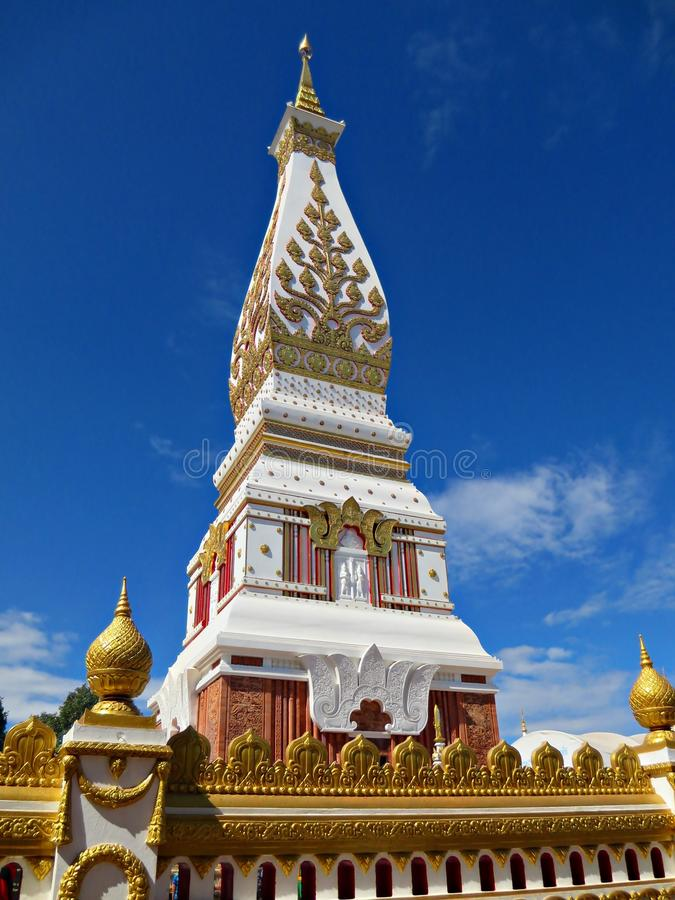 Phrathatphanom Stupa royalty free stock photo