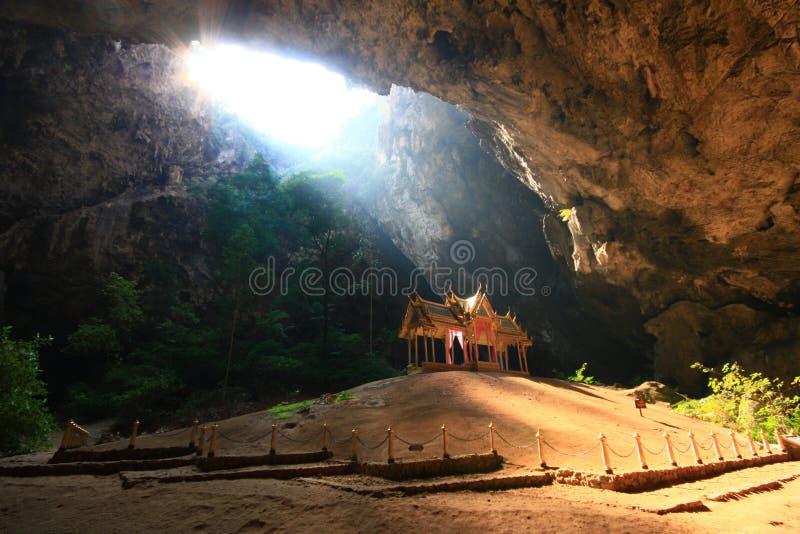 phraya σπηλιών nakhon στοκ εικόνα