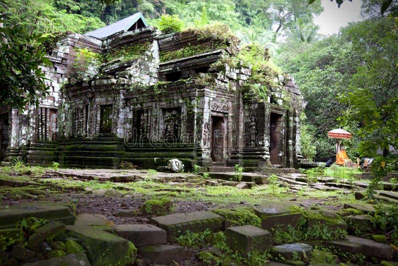 Phu de Wat photographie stock libre de droits