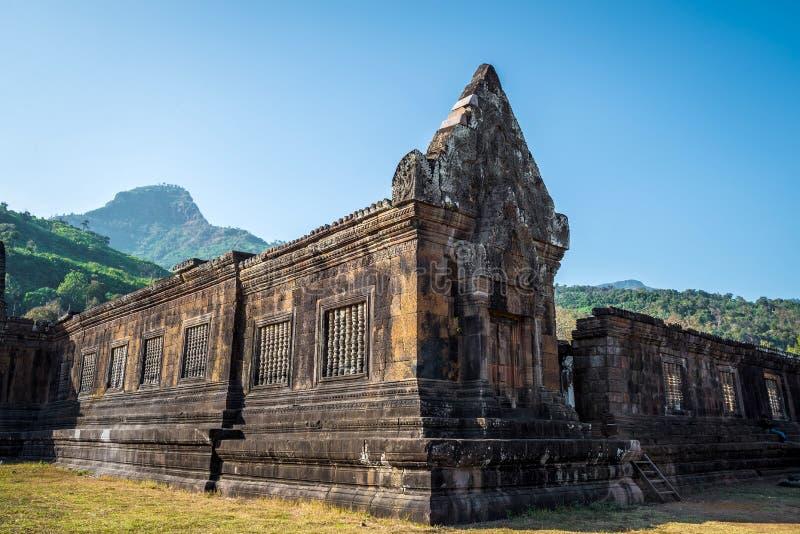 Phu de Wat imagem de stock
