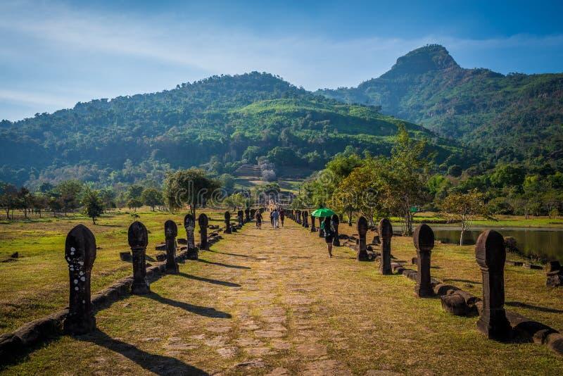 Phu de Wat photo stock