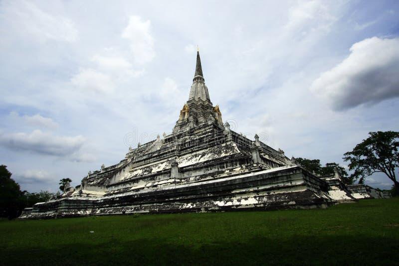 Phu khao Zapfen-Pagode stockbild