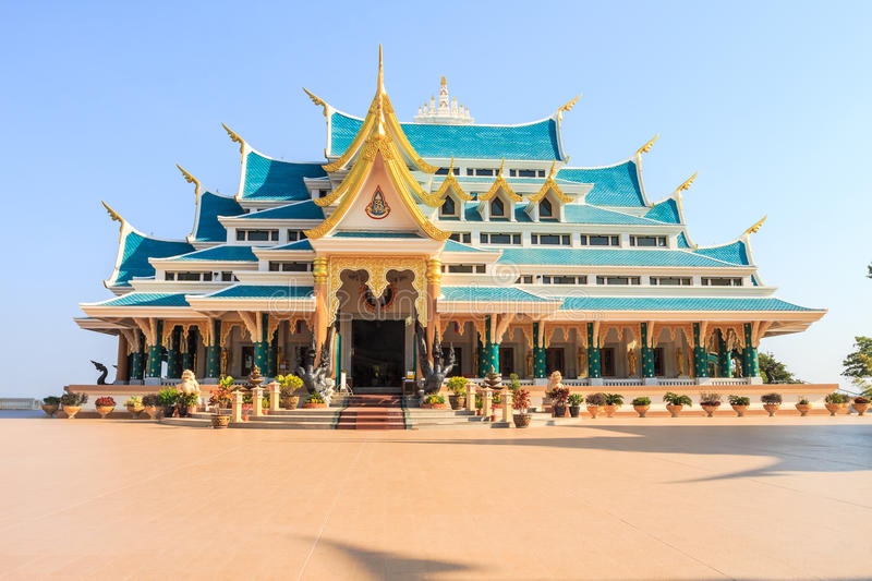 Download Phu kon forest temple stock photo. Image of worship, monastery - 37402754