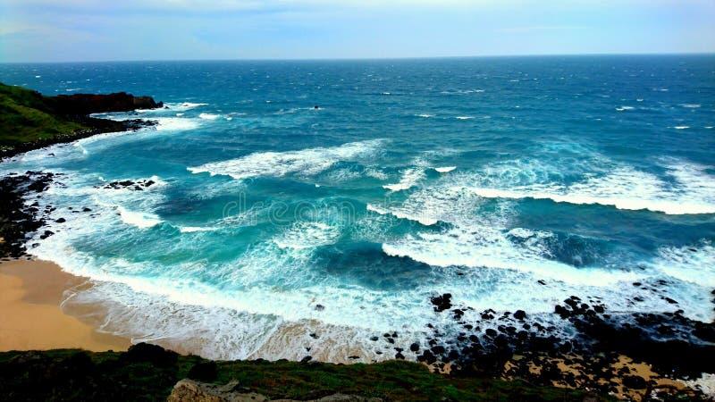 Phu Qui海岛视图 库存图片