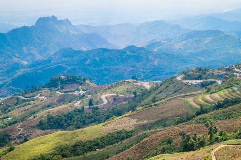 Phu Thap Boek стоковое изображение rf