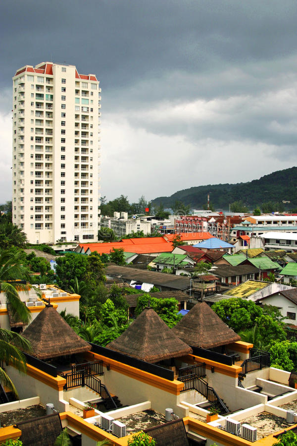 Phuket kurort fotografia royalty free