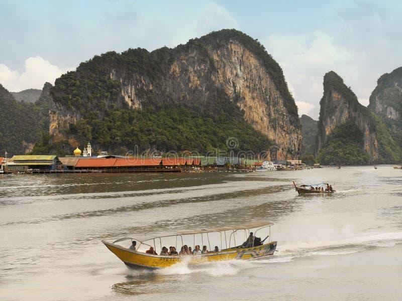 Phuket - la Tailandia fotografie stock