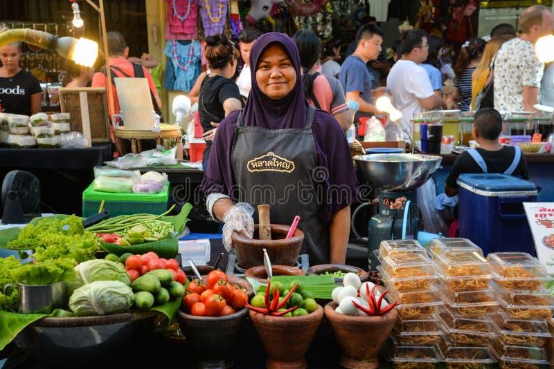 Phuket weekend market, Thailand royalty free stock photos
