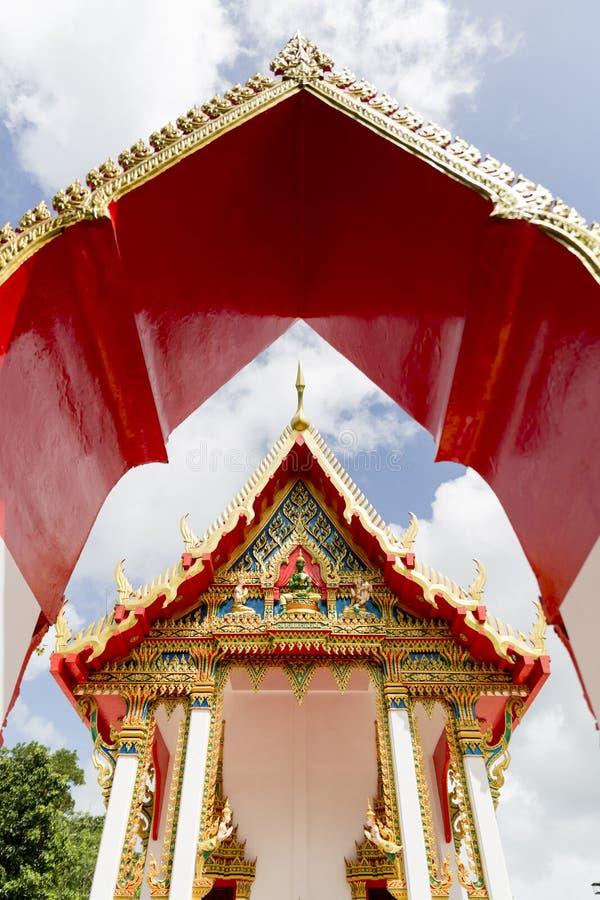 Phuket, Tajlandia przy Marmurową świątynią obrazy royalty free