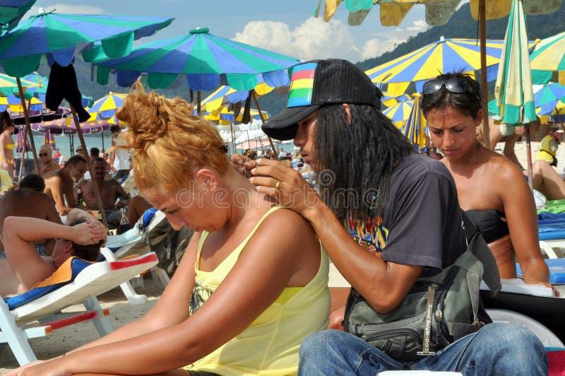 Download Phuket, Thailand: Tattoo Artist At Work Editorial Stock Photo - Image: 22969863