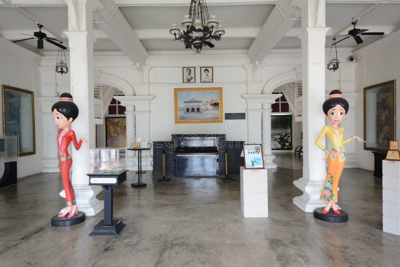 Phuketmuseum stock foto's