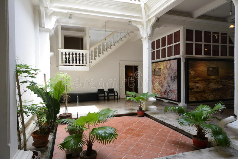 Phuketmuseum royalty-vrije stock afbeeldingen