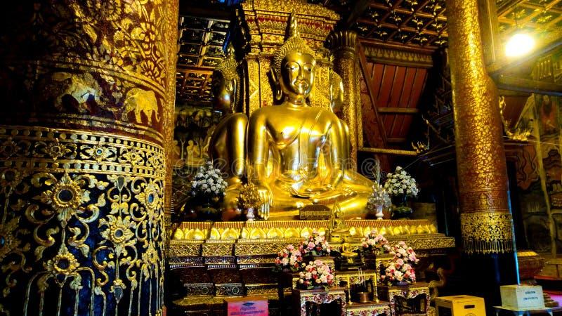 Phumin Wat ζωής στοκ φωτογραφία