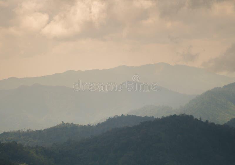 phusoidao горы стоковое изображение rf