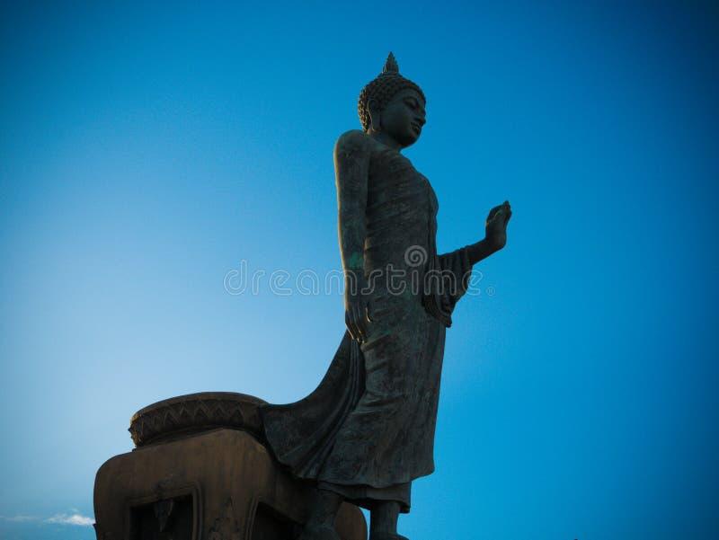 Phutthamonthon стоковое изображение rf