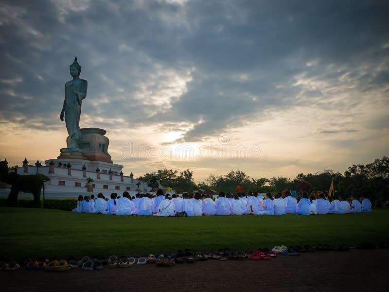 Phutthamonthon стоковая фотография