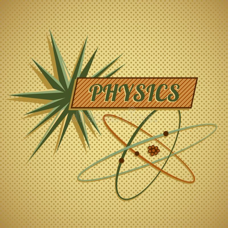 phys royaltyfri illustrationer