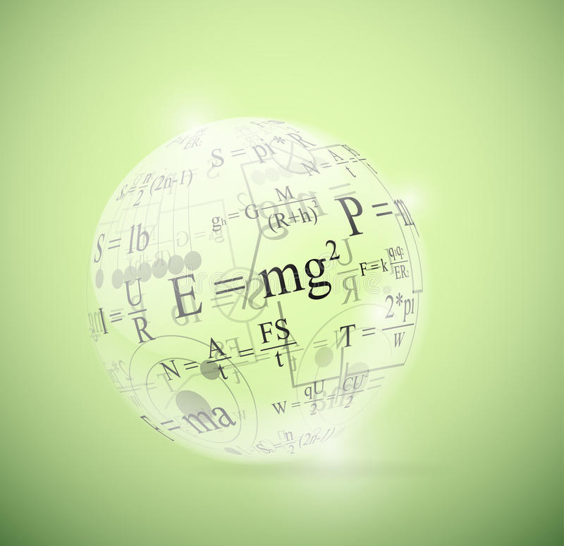 Physical Sphere Royalty Free Stock Photos