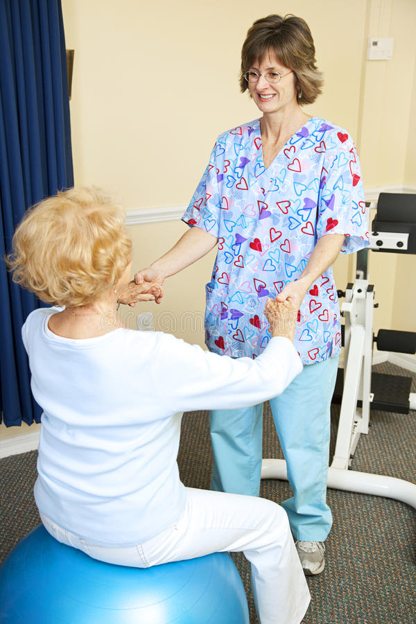 Download Physical Therapy Session stock image. Image of professional - 14858697