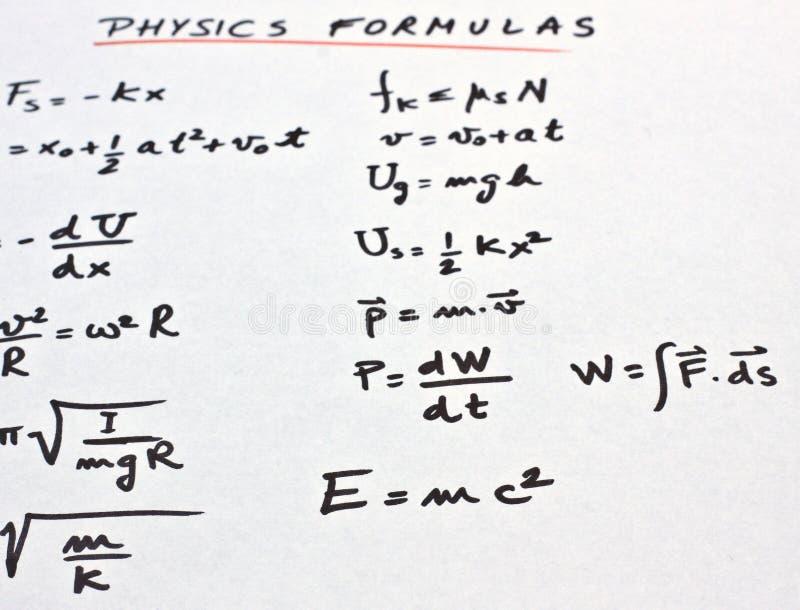 High school physics paper