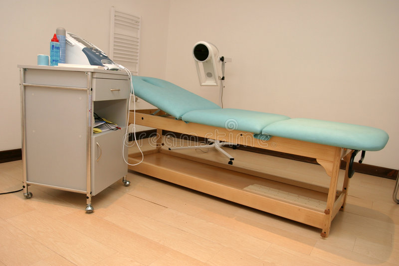 Physiotherapy royalty free stock photos