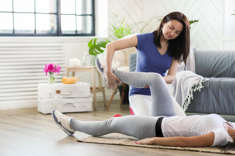 physiotherapy imagens de stock royalty free