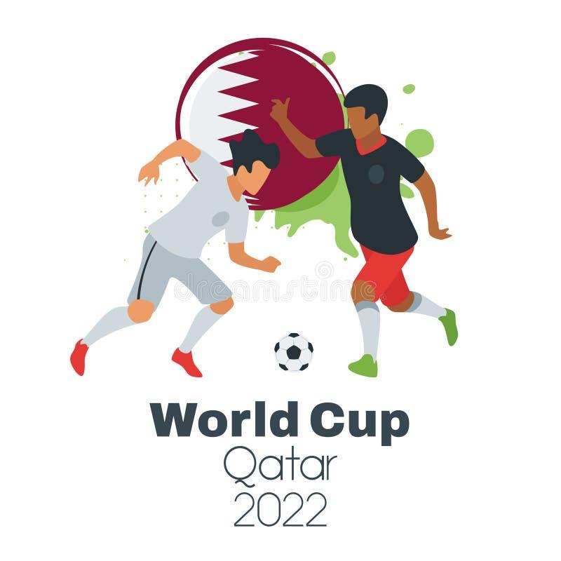 Piłki nożnej mistrzostwa projekta element royalty ilustracja