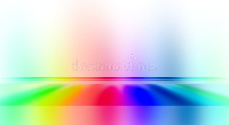 Pièce colorée illustration de vecteur