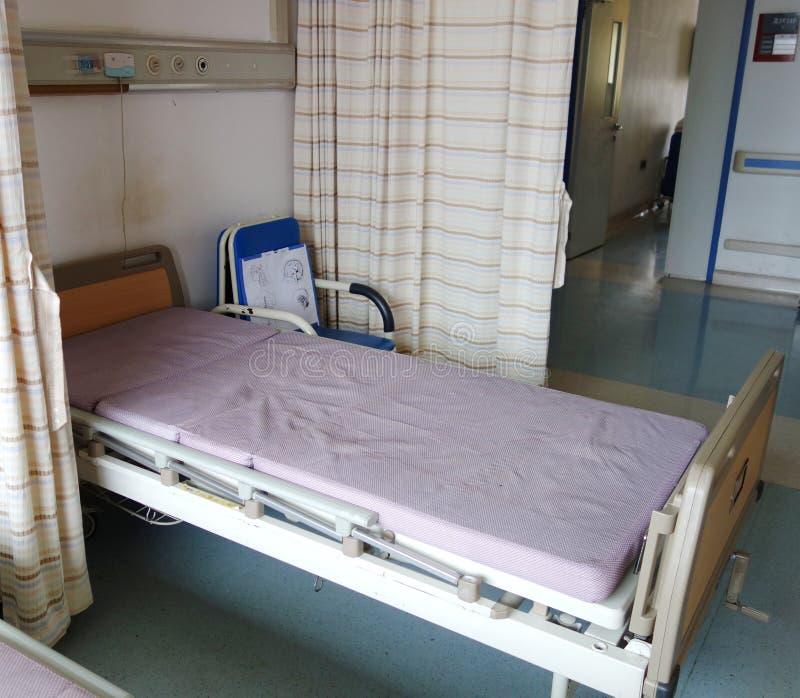 Pièce d'hospitalisé photographie stock libre de droits