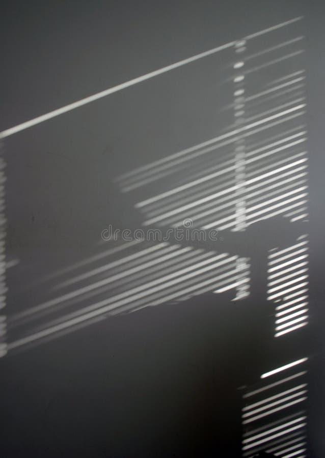 Pièce d'ombre photographie stock libre de droits