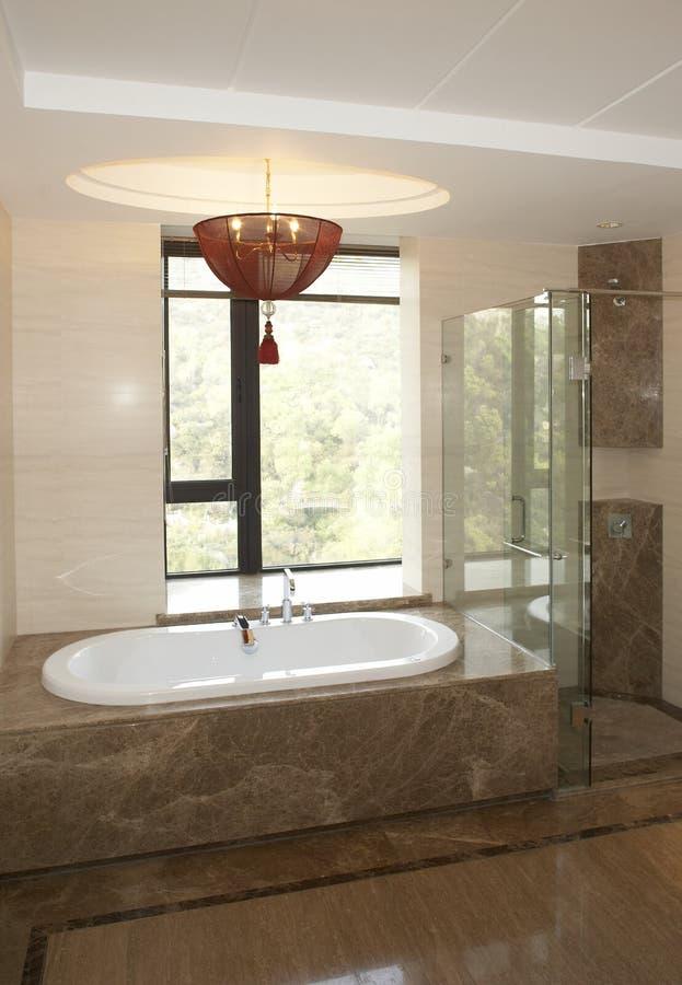 Pièce de Bath image libre de droits