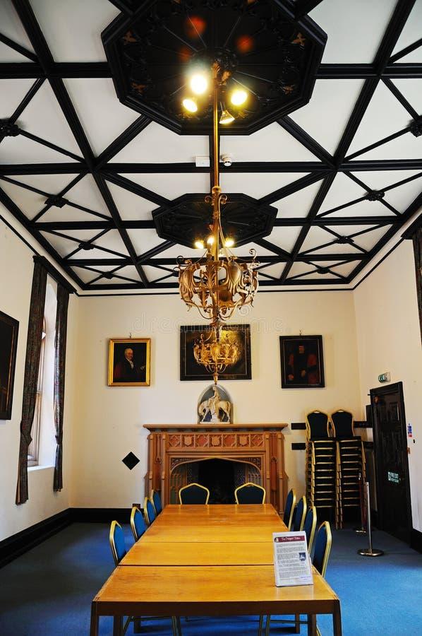 Pièce de Drapers, palais de corporations de St Marys image stock