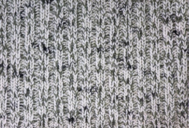 Pièce de Fond-Le de laines de knittet. images libres de droits