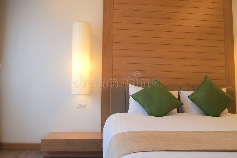 Pièce de luxe dans l'hôtel images libres de droits