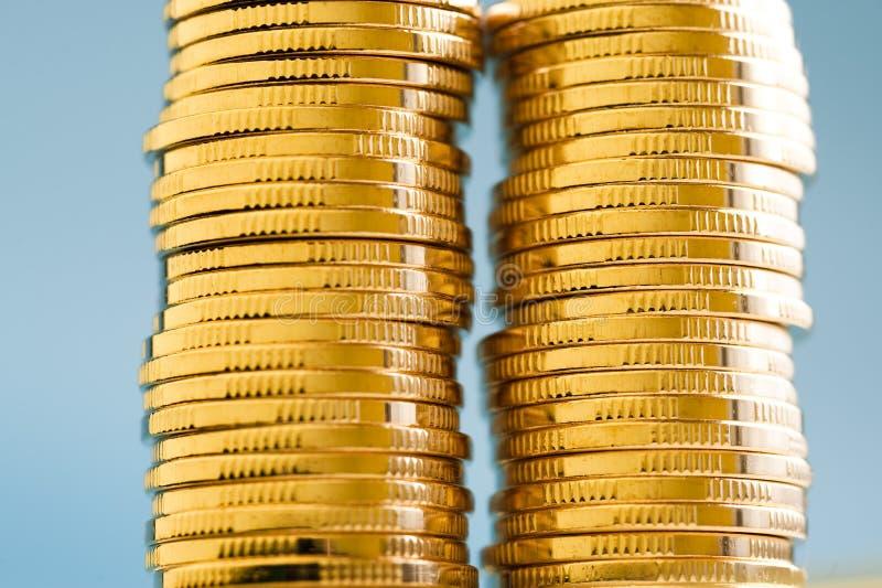 Pièce de monnaie images libres de droits