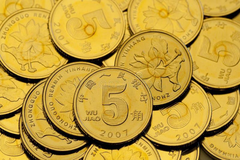 Pièce de monnaie photo stock