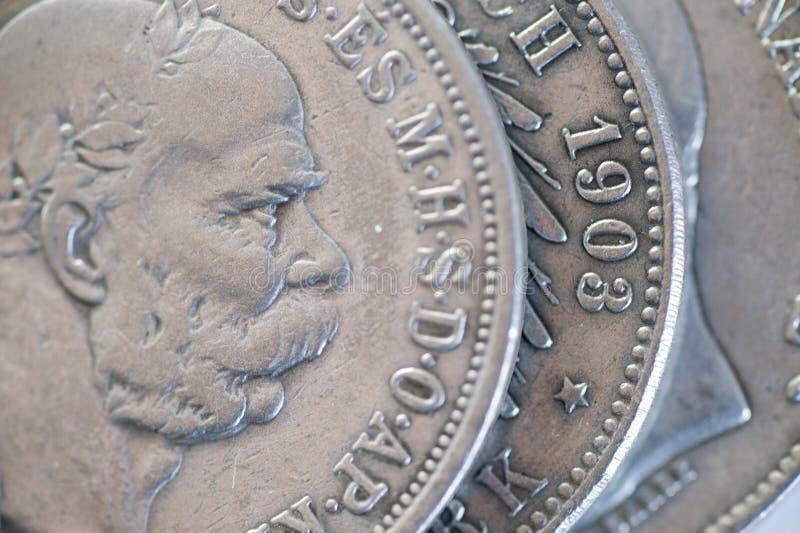 Pièce de monnaie de l'Argentine photos stock
