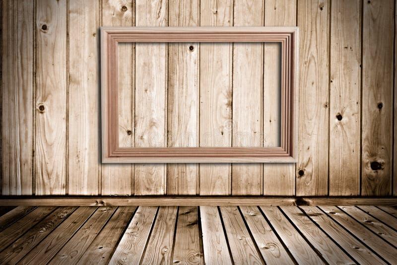 Pièce en bois photographie stock