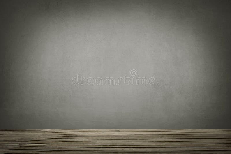 Pièce grise images libres de droits