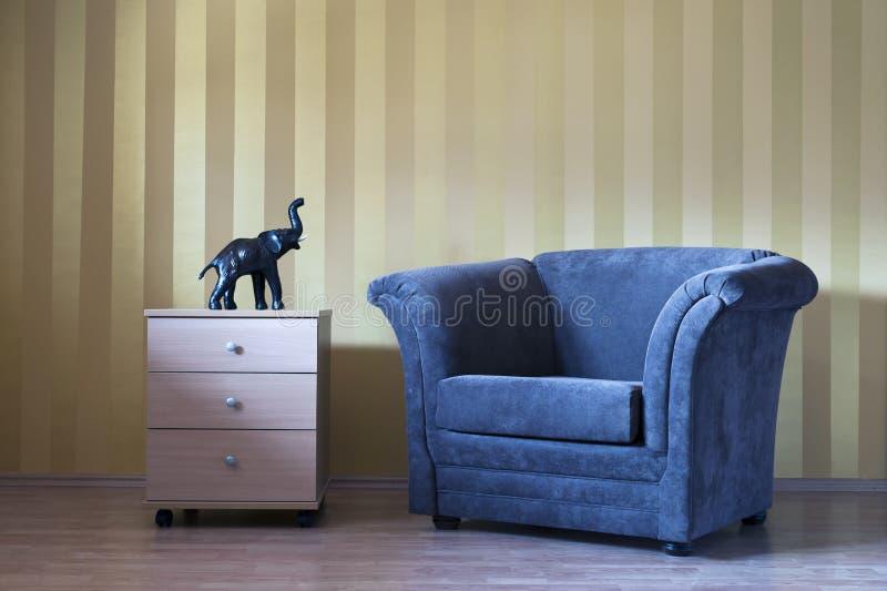 Pièce intérieure moderne photos stock