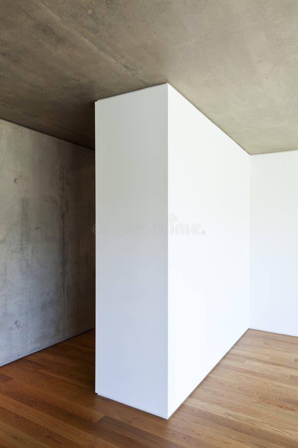 Pièce intérieure, mur photo libre de droits
