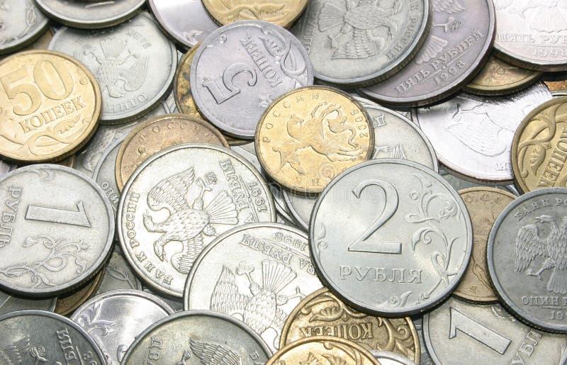 Pièces de monnaie photos libres de droits