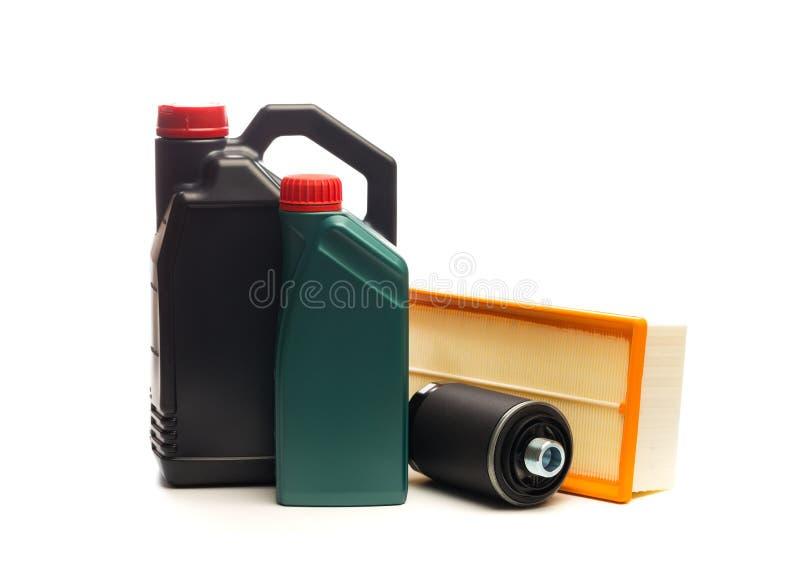 Pièces de voiture, entretien image stock