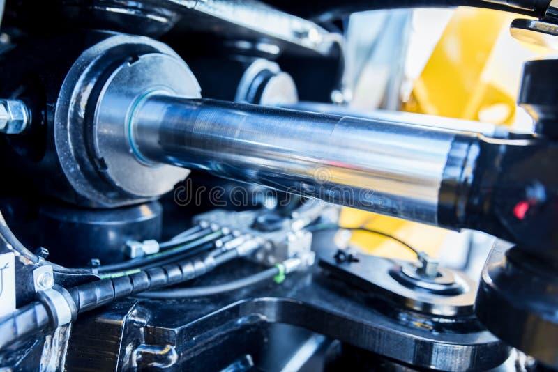 Pièces mécaniques en acier photos libres de droits
