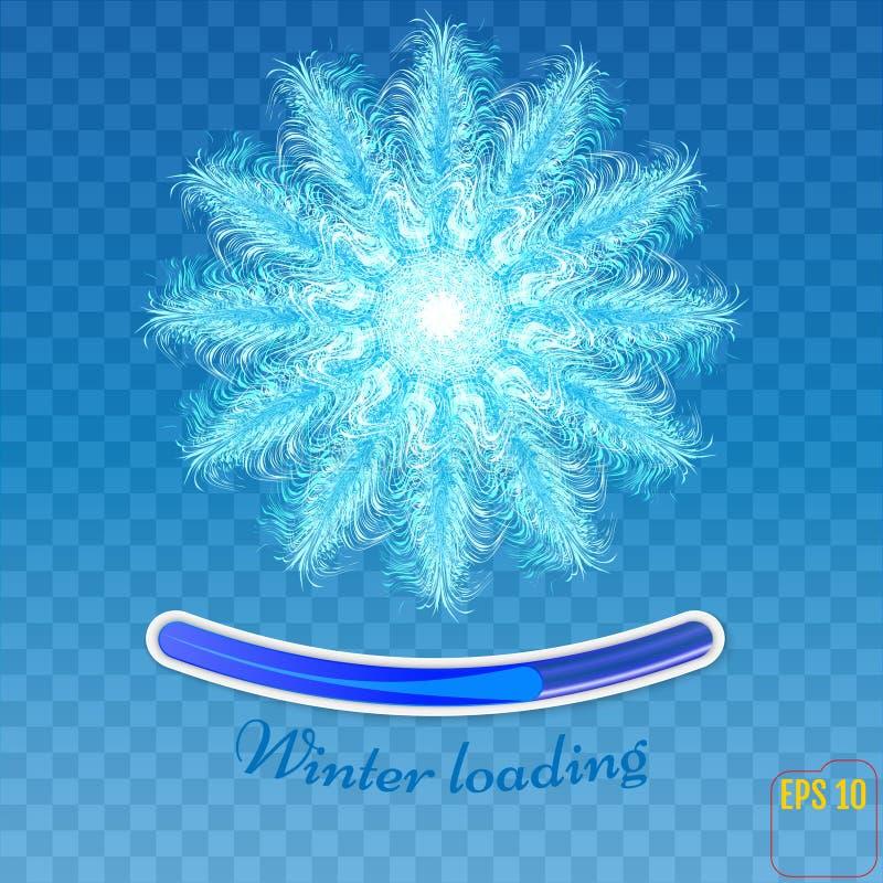 pióra pawia Karnawał indu Kreatywnie płatek śniegu tropikalny ilustracja wektor