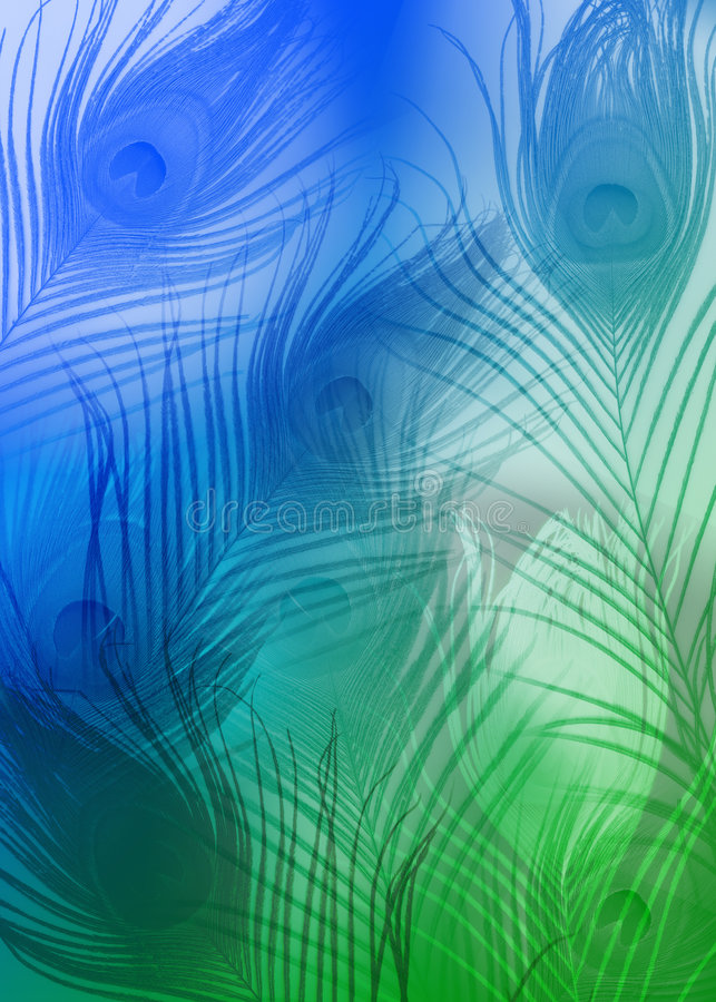 piórko tła ilustracja wektor