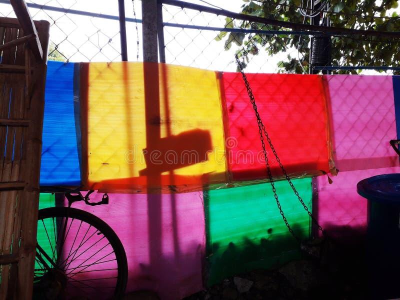Più colore per vita fotografie stock