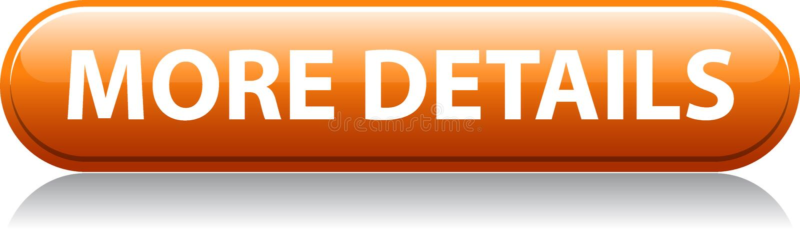 Più dettaglia il bottone arancio illustrazione vettoriale